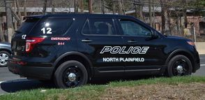North Plainfield Police SUV