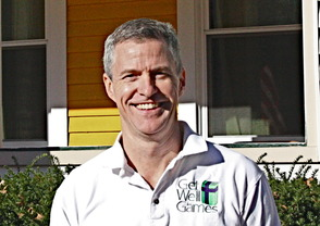 Christopher Burtt, founder of Get Well Games