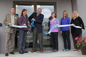 Align Wellness Studio Hosts Millburn Ribbon-Cutting, photo 3