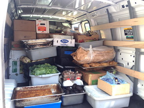 CODA Owners Donate Fresh Food to Charity with Help from Rent Party, photo 2
