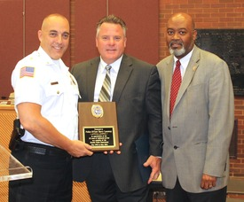 Proclamations Awarded to Retiring Roselle Police Officers and Detectives, photo 8