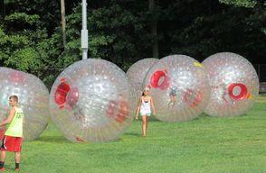 Clark Rec - Hamster Balls
