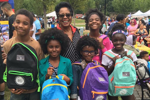 BACKPACK GIVEAWAY CAMDEN NY