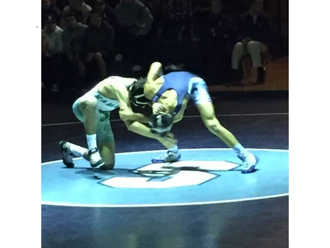 Sparta Take Care Of Ramapo In The First Round Of Wrestling