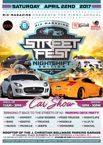 First Annual Car Show Scheduled For Saturday TAPinto - Car shows in nj