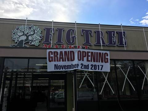 Plainfield Fig Tree Market To Hold Grand Opening Nov 2 Plainfield Nj News Tapinto