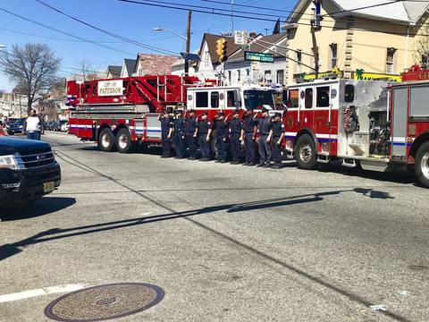Paterson City Car Accident