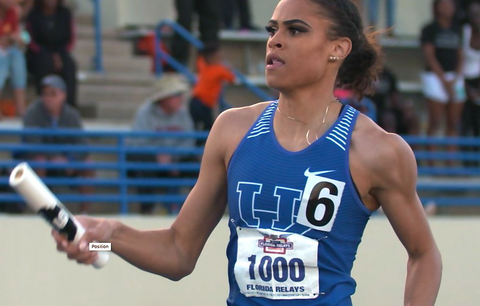 Union Catholic Grad and Olympian Sydney McLaughlin Turns Pro, Signs With Talent Agency WME