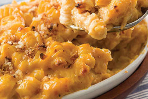 Seasonal Comfort Food: Pumpkin Macaroni and Cheese ...