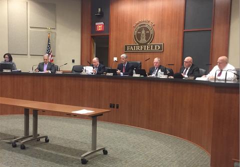 Fairfield Council Recognizes Volunteer Fire Department For