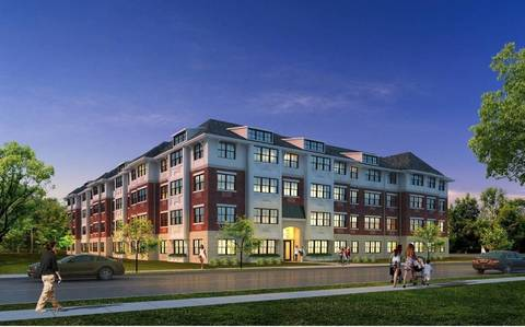 rooz Somerville: Upscale 69-Unit Apartment Building Planned Adjacent to NJ Transit Train Station image