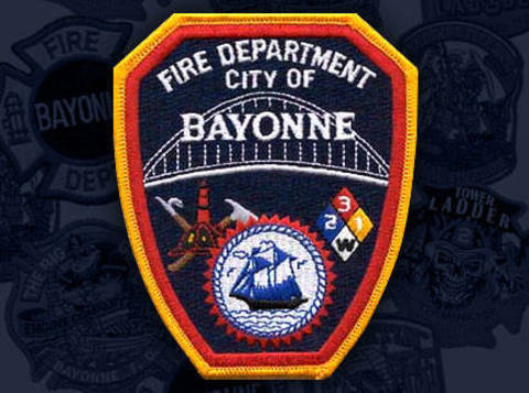 bayonne police and fire department saves kayaking couple in newark bay bayonne nj news tapinto. Black Bedroom Furniture Sets. Home Design Ideas