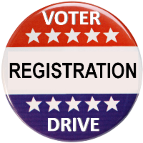 Voter Registration Local Mayors Ho...
