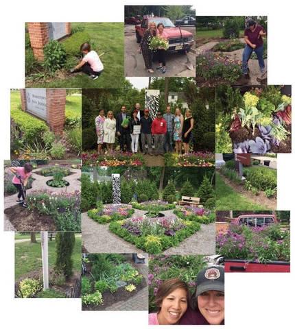 Garden Shop Donates To Morristown High School 39 S Beautification Program