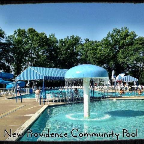New providence community pool being readied for swim - Public swimming pools in edison nj ...