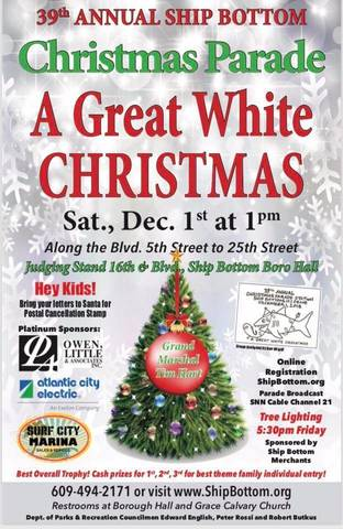 Ship Bottom Christmas Parade 2019 Ship Bottom Christmas Parade A White Christmas on December 1 | TAPinto