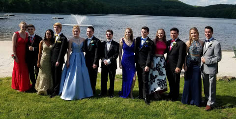 Montville High School Celebrates Prom in Style | TAPinto