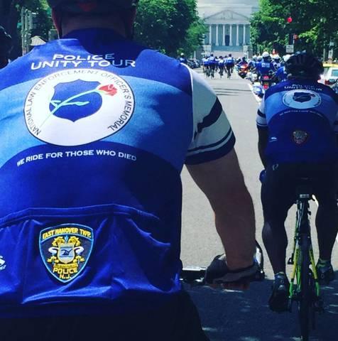 Police Unity Tour Washington Dc