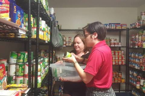 Rutgers Food Pantry Serves Those In Need New Brunswick Nj News Tapinto