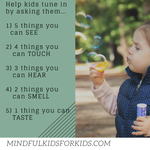 Grounding Techniques for Kids - Mindful Monday's Series #3 ...