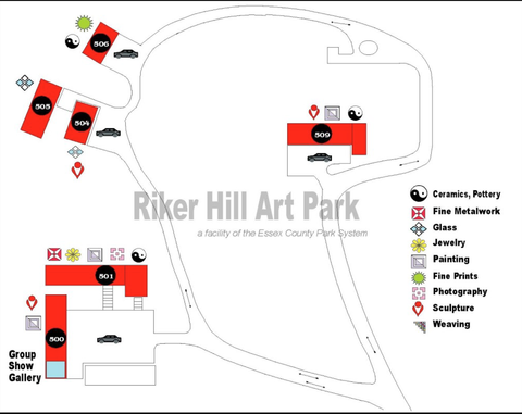 art classes and events available at riker hill art park tapinto