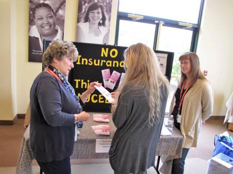 Free Community Health Wellness Fair At Project Self
