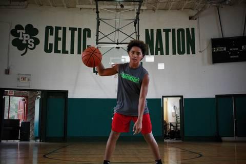 901b005aa7cb West Orange Teen Accepted to Patrick School Basketball Academy