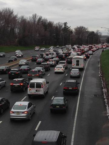 Fatal Accident Shuts Down Portion Garden State Parkway In Cranford Tapinto