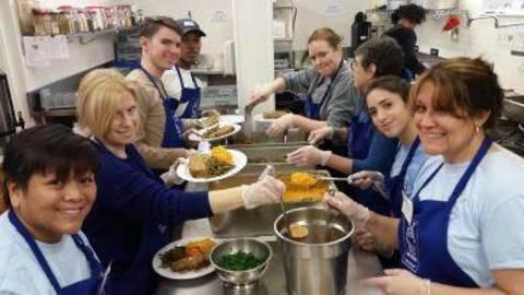 Camden County Soup Kitchen