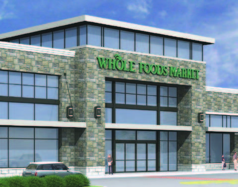 whole foods saks off 5th coming to chimney rock tapinto. Black Bedroom Furniture Sets. Home Design Ideas