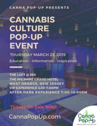 Cannabis and Hemp Culture CBD Pop-Up Event - TAPinto