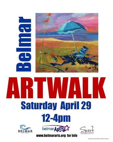 Belmar S Artwalk To Showcase Treasure Trove Of Talent East Brunswick Nj News Tapinto