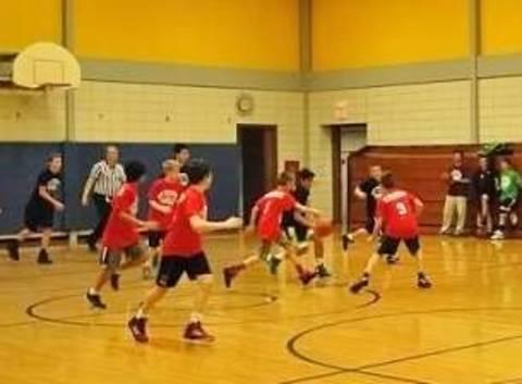 New Providence Travel Basketball