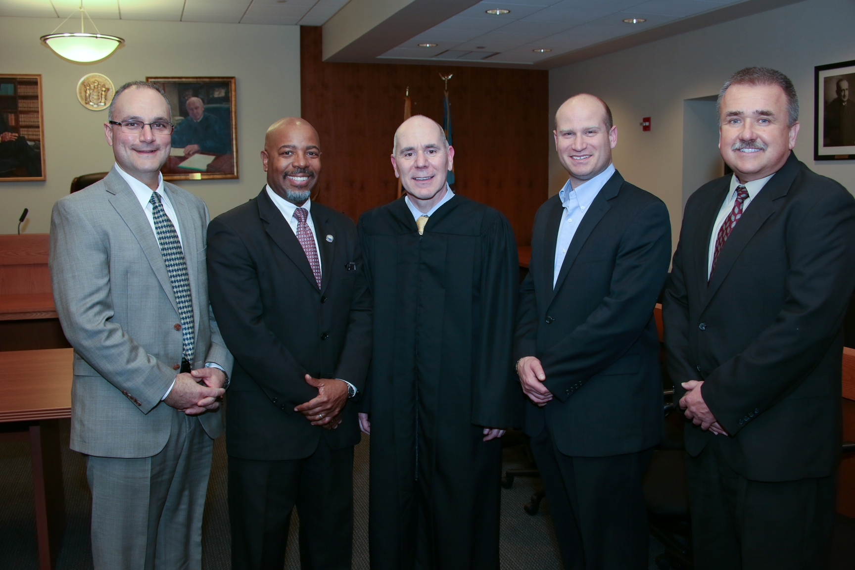 Somerset county family court judges