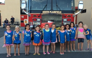 "Daisy Troop 65067 Earns Their ""Courage & Bravery"" Petal, photo 1"