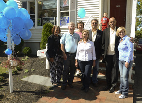 Scotch Plains Dems Campaign HQ Grand Opening