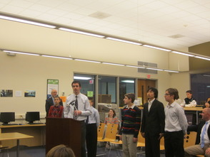 Students Honored at the Randolph Board of Education 2014 Organization Meeting, All Geared Up For The New Year, photo 11