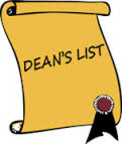 deans list The dean's list has traditionally been a prestigious honor for which to strive during your years of higher education because it demonstrates a commitment to academic excellence and the ability to rise to the workload, however heavy it might become.