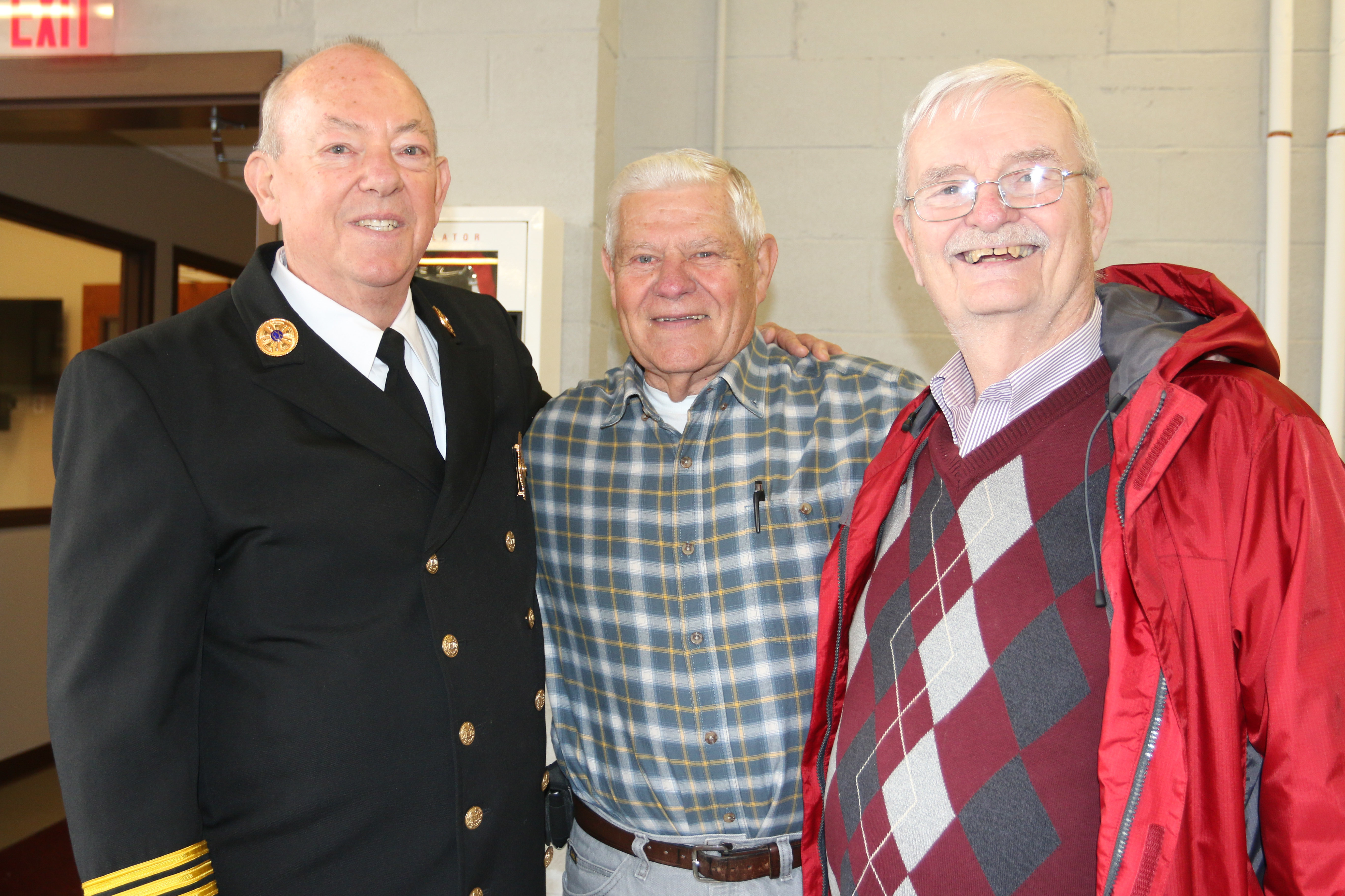 Croton Falls Fire Department Holds Grand Opening At New Firehouse