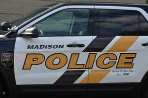 Madison Police Department Attends Block Parties, photo 16