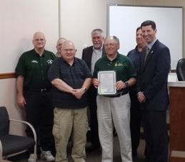 Members of the SP Amateur Radio Club