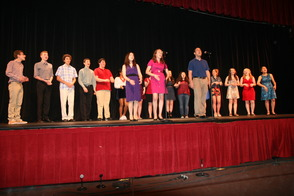 "Gov. Livingston Students Performed In ""Cabaret for A Cure"" , photo 1"