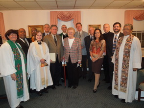 SPF Ministerium at the 2012 Thanksgiving Service
