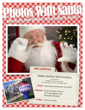 Free Photos With Santa, Saturday, Dec. 14, photo 1