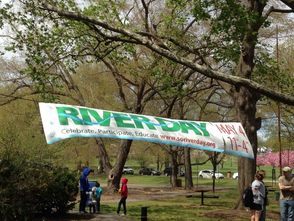 Volunteers from South Orange, Maplewood and Millburn team up for River Day 2014., photo 2