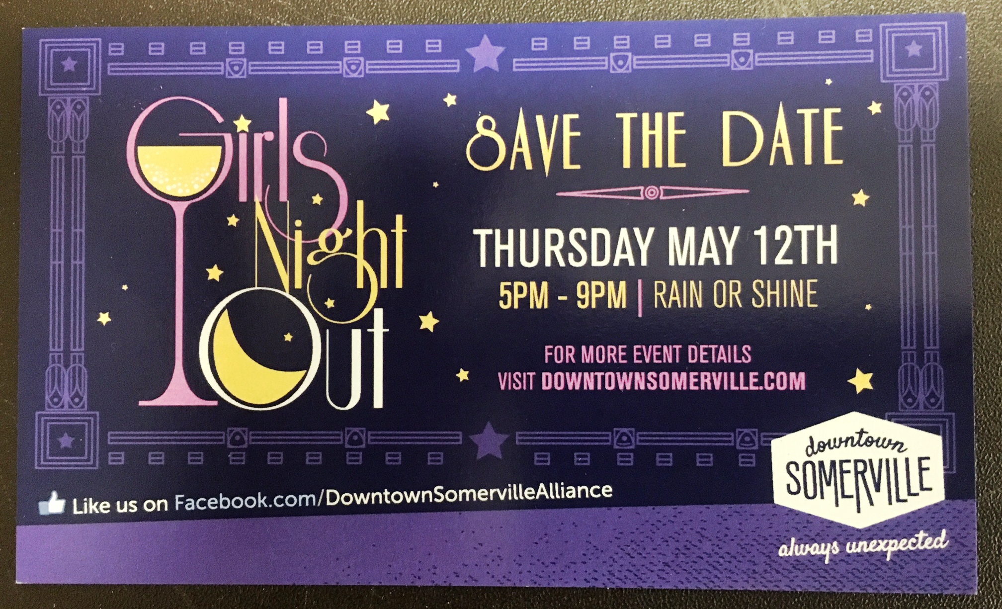 Downtown Somerville Invites the Ladies to an Exclusive Girls Night