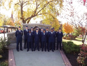 WOHS Air Force Jr. ROTC