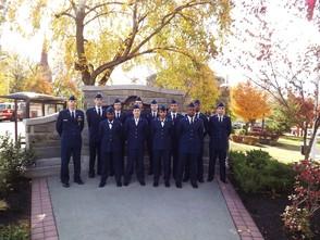 WOHS Air Force Jr. ROTC
