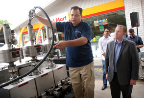 County Weights and Measures Kicks Off Gas Pump Inspection Program