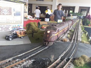 Rain and Trains at 4th Annual Lansdale Founders Day, photo 14